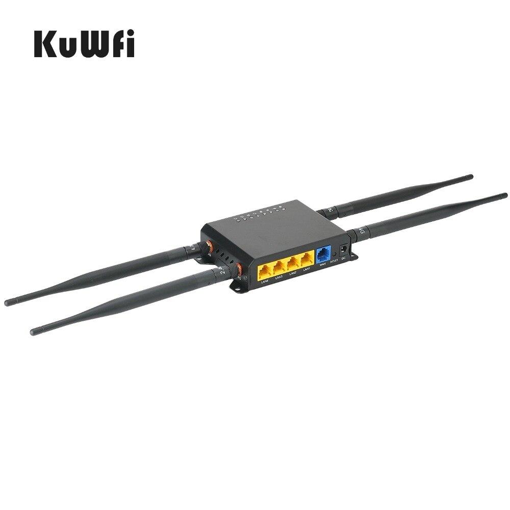 Routeur WiFi sans fil OpenWrt 300 Mbps répéteur Wifi routeur 3G 4G LTE routeur de Signal Wifi fort avec fente pour carte Sim - 4