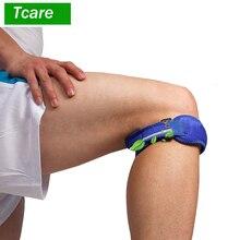 1 шт., наколенник, ленточный ремень, облегчение боли в колене и стабилизатор коленной чашечки для прыжков, для бега на коленях, для тенниса, Osgood Schlatter Tendonitis