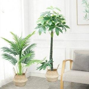 Искусственный растительный диффузор в Северной Европе, большое растение в горшке, искусственный цветок, бонсай, искусственные деревья для ...