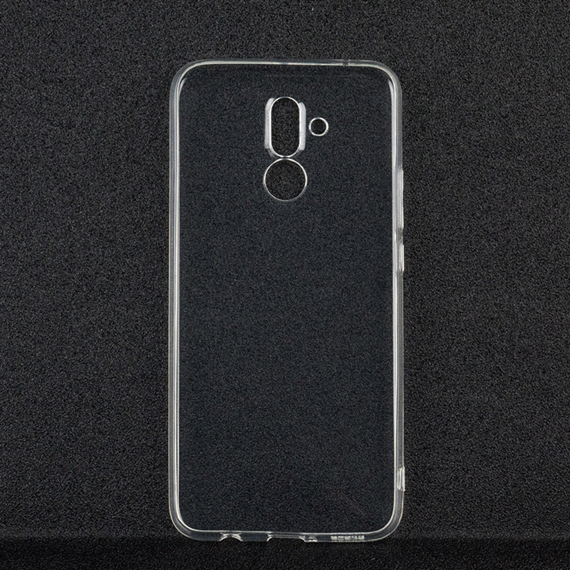 Ultra thin slim transparent silicone case for Huawei mate 20 lite cases capa funda coque hoesje tpu cover tok kryt etui carcasa