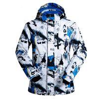 Outdoor Clothing Ski Suit Men Womens Ski Suit Windproof Breathable Waterproof Winter Warm Ladies Snowboard Ski