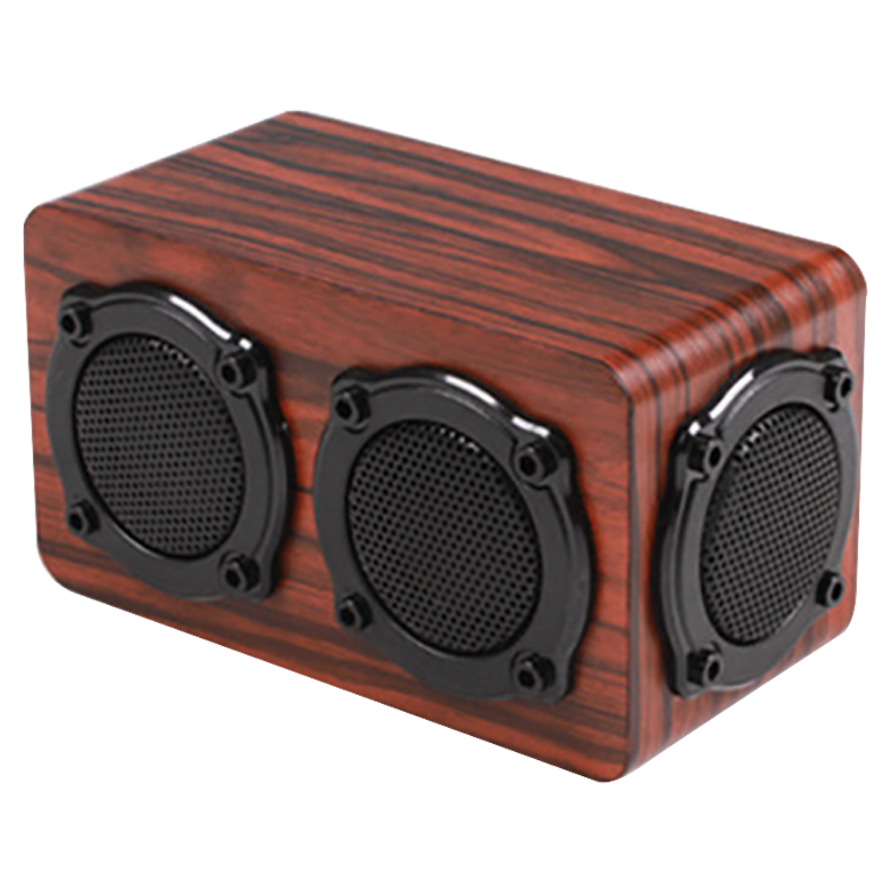 speaker Portable Bluetooth 4.2 Speaker wireless Stereo HiFi speakers Double bass+Double Treble for Phone