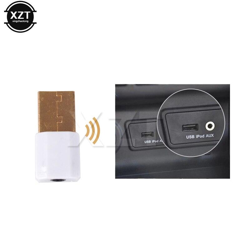 Funkadapter Unterhaltungselektronik Aufstrebend 3,5mm Usb Bluetooth Aux Mini Bluetooth Empfänger-adapter Stereo Lautsprecher Audio Bluetooth Freisprecheinrichtung Für Autos
