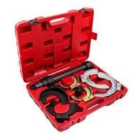 For MacPherson Interchangable Coil Spring Compressor Extractor Tool Set Automotive