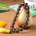 Brown Crystal lap beads bracelets collocation tassel paragraph wholesale supply of men and women Chajing Bracelet