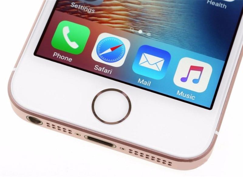 Original Unlocked Apple iPhone SE Fingerprint Dual-core 4G LTE Smartphone Sealed 2GB RAM 16/64GB ROM Touch ID Mobile Phone