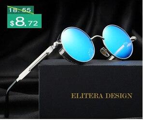 67884b87b92 ELITERA Aluminum Brand New Polarized Sunglasses Men Fashion Sun Glasses  Travel Driving Male Eyewear Oculos Gafas De So E8177