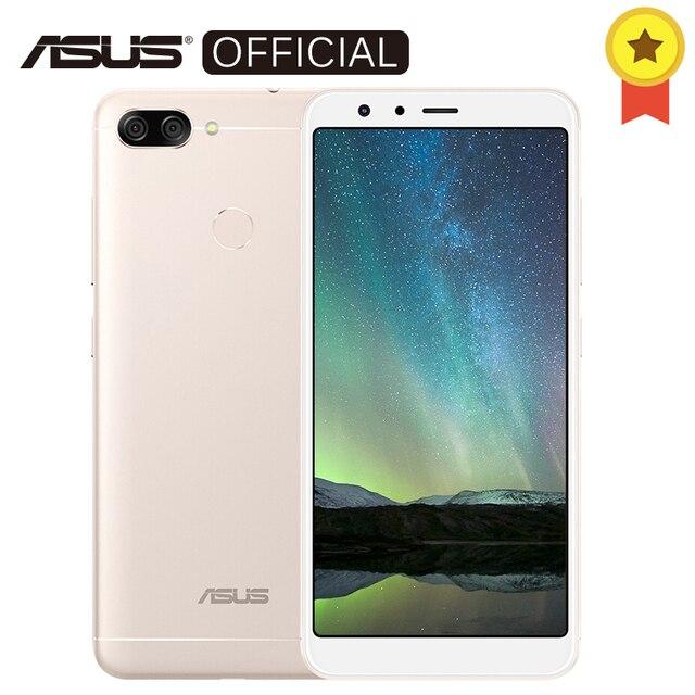 "Asus Zenfone Max плюс (m1) peg ASUS 4S 5.7 ""18:9 Full HD + Экран 4 ГБ Оперативная память 32 ГБ Встроенная память Octa core android 7.0 4130 мАч телефона 3 камер"