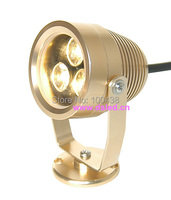 CE High Power 3W LED Outdoor Light Good Quality12VDC 110 250VAC DS 06 18 3W Aluminum