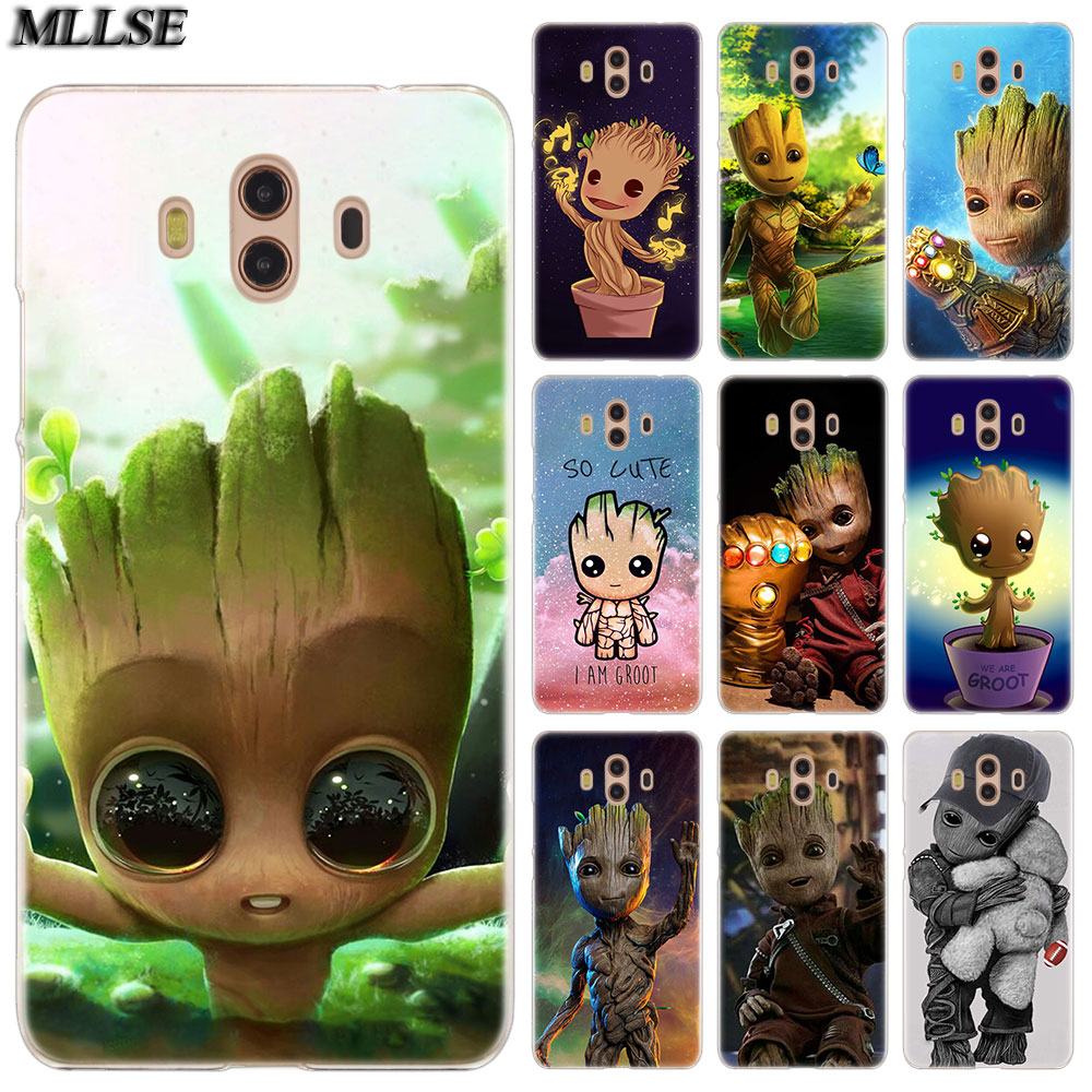 Guardians of the for Galaxy <font><b>Marvel</b></font> <font><b>Case</b></font> Cover for <font><b>Huawei</b></font> Mate S 10 20 Lite Pro Y6II Y5 Y6 2017 <font><b>Y7</b></font> Prime 2018 <font><b>Y7</b></font> Pro Y9 <font><b>2019</b></font> Hot image