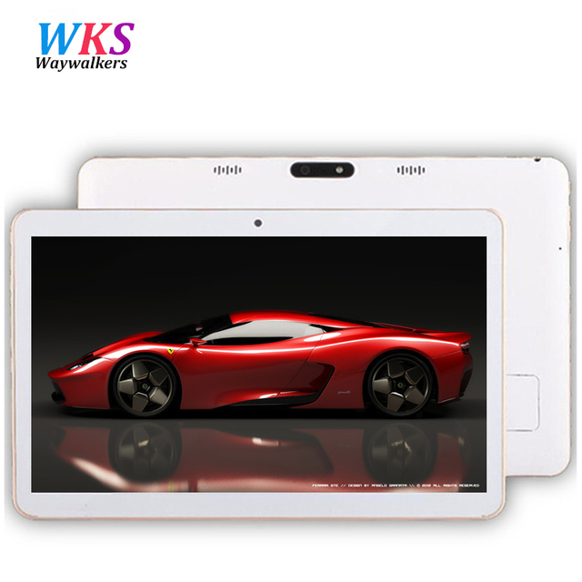 Waywalkers originais 10.6 polegada tablet pc 3g telefone dual sim card Android 5.1 núcleo octa 4 GB RAM 64 GB ROM 5MP Melhor Natal tablet