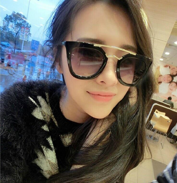 00d53633cda57a New 2016 femmes lunettes de soleil noir de mode designer lunettes pour  filles accessoires achats de baisse dans Lunettes de soleil de Vêtements  Accessoires ...