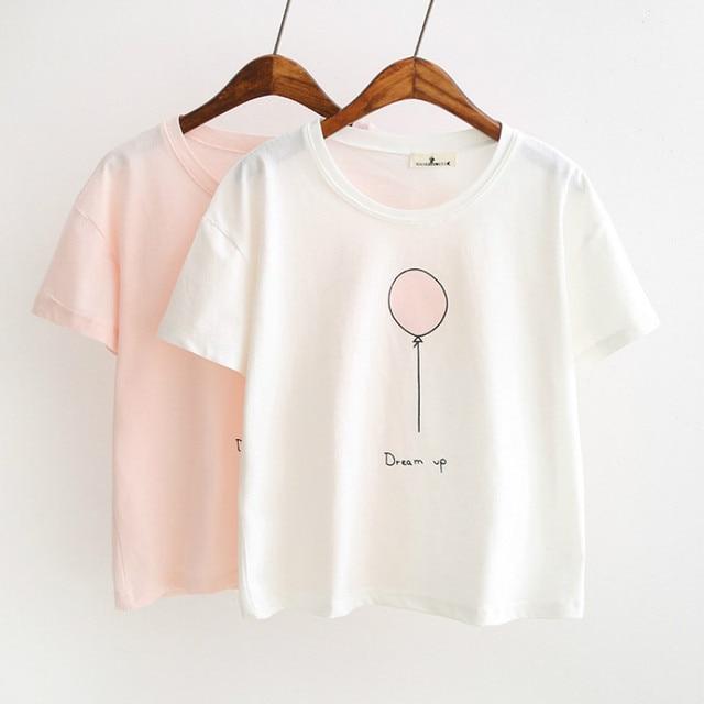 6f5b2b87e732 Самые крутые женские футболки на лето 2017 на Алиэкспресс ...