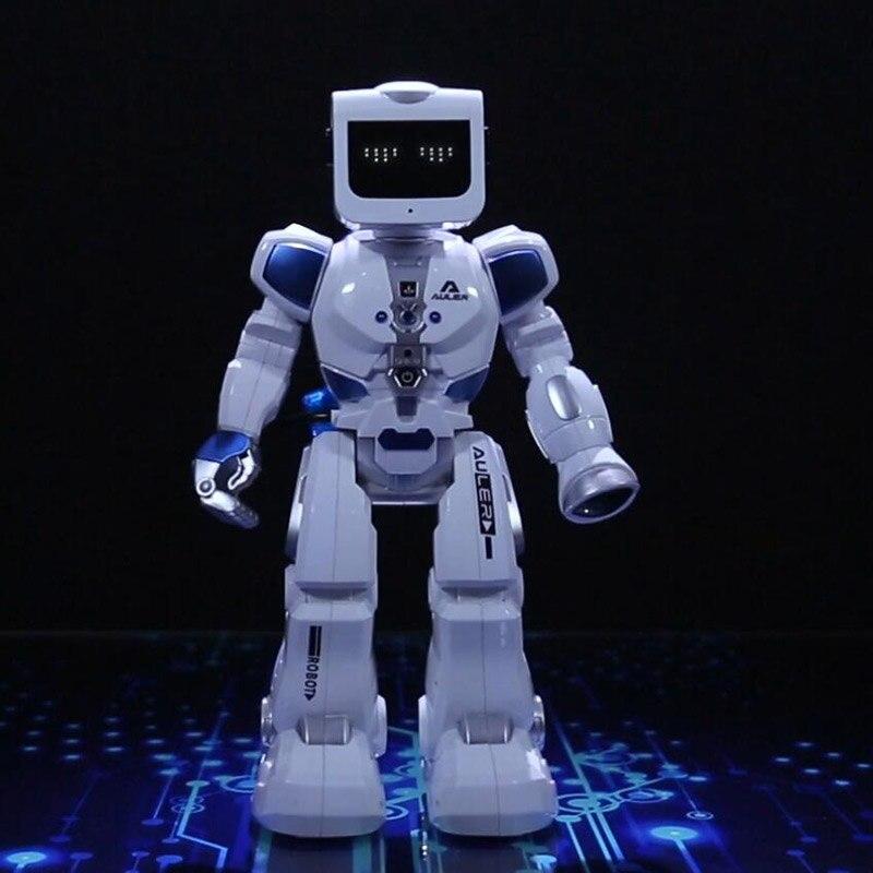 K3 Intelligent Intelligent Alpha Robot hydroélectrique hybride Intelligent Robot RC/contrôle du son chantant danse Robot cadeau pour enfants