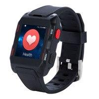 Умные часы здоровье и гигиена SOS часы для пожилых людей пульсометр вызов телефон мульти функциональный умный браслет поддержка sim карты
