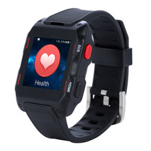 Smart Watch Health Care SOS Watch for Elderly Heart Rate Monitor Call Phone Multi Functional Smart Bracelet Support SIM Card