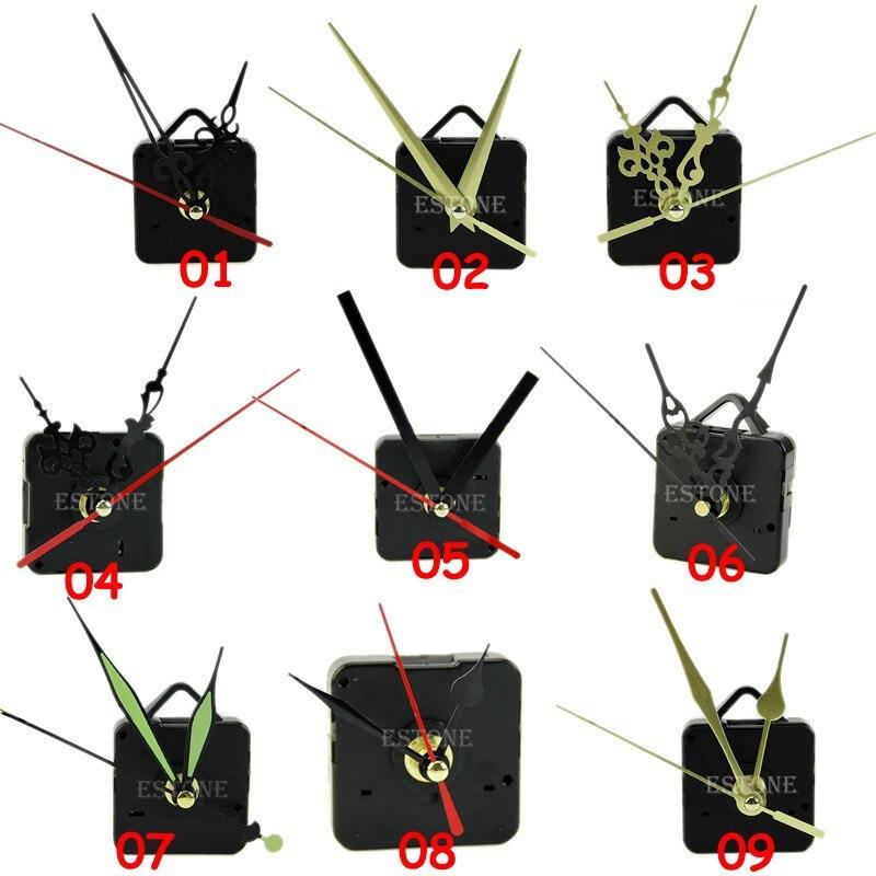 Movimento al quarzo con sveglia meccanismo di riparazione fai da te Kit Parts