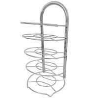 Pot Holder Multilayer Stand Kitchen Supplies Pan Adjustable Multifunctional Rack Storage