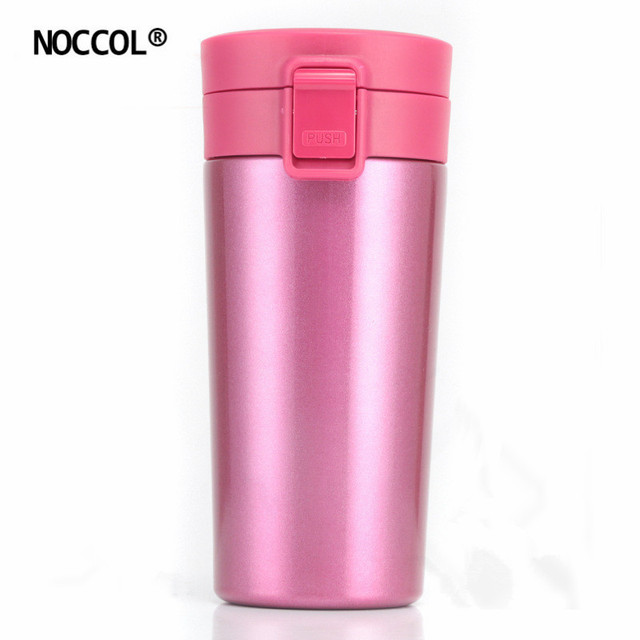 f7bc66732cb US $14.86 34% OFF|NOCCOL 350ML Stainless Steel Vacuum Cups Flask Office Car  Water Bottles Home Travel Thermal Cup Coffee Thermos Mug Water Bottle-in ...