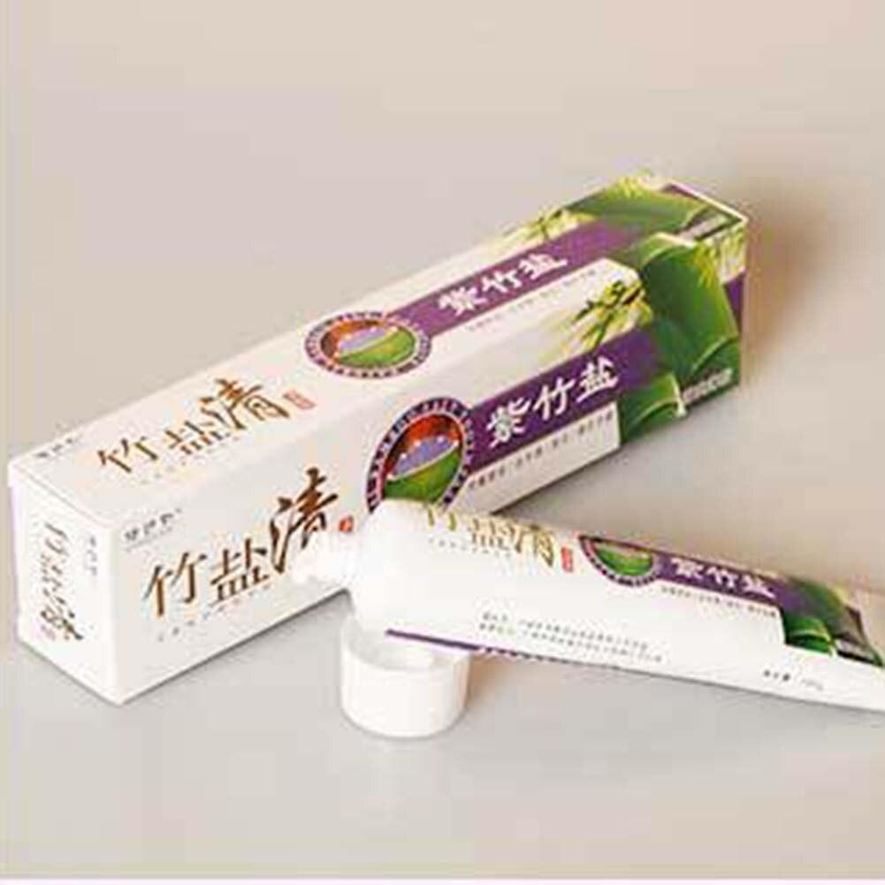 KüHn Neue Salz Zahnpasta 180g Bleaching Zahnpasta Für Blutungen Zahnfleisch Zahn Plaque Entferner Rauch Flecken Online Rabatt