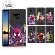 The Avenger For Samsung Note 9 case for Samsung Galaxy Note 8 A50 A530 A7 A8 2018 Phone cover case for Note 8 9 A82018 A750 A530 цена