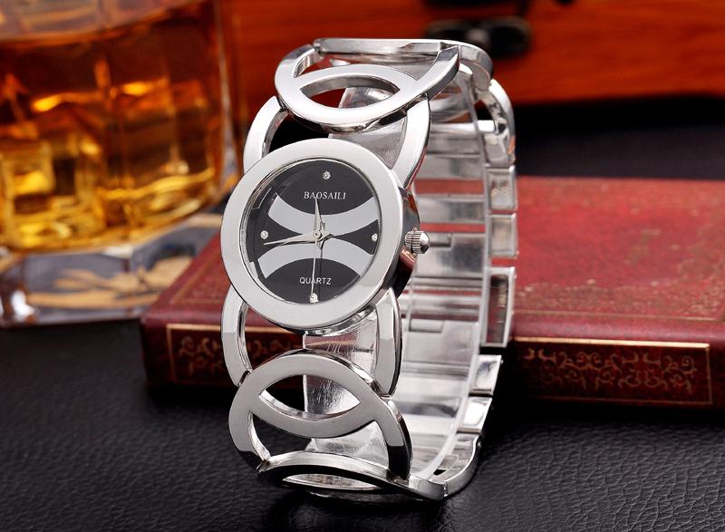 Circles Strap Women's Bracelet Watch
