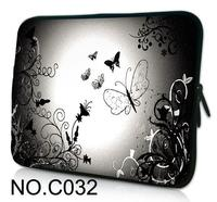 Hot Flower Butterfly 10 1 11 6 12 13 3 14 15 15 6 Laptop Neoprene