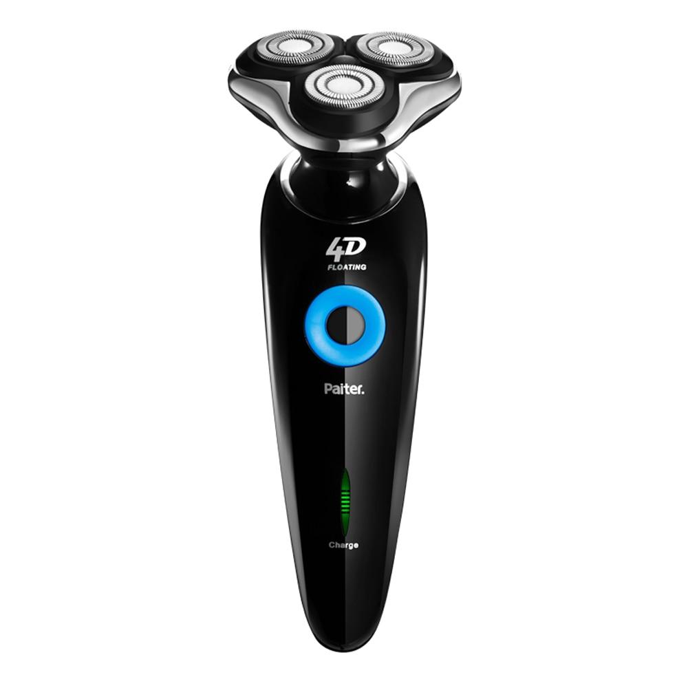 Aliexpress Com Buy Paiter 4d Electric Shaver Men Beard