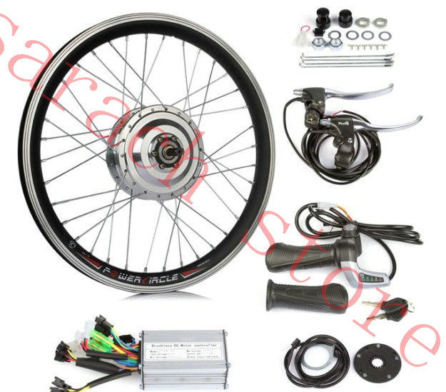 20'' 250W 36V electric bicycle front motor ,electric bike conversion kit,mountain kit