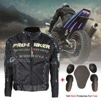 Radfahren Motorrad Jacke Wasserdicht Winddicht Anti-Uv Atmungs Motor Jacke Schutz Racing Kleidung Ganzkörper Rüstung