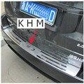 Высокое качество нержавеющей стали Задний бампер протектор порога для 2009-2012 Great Wall Haval/Hover H3 автомобиль-Стайлинг автомобиля-Чехлы
