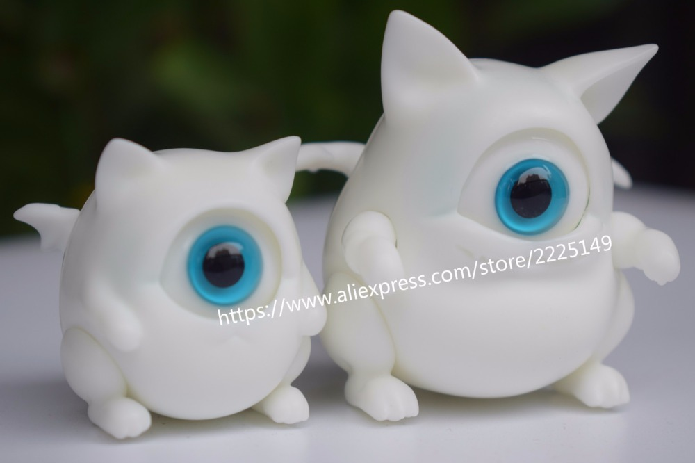 Free shipping Nox maru  crafty cat and bebe maru baby bjd with eyes-in Dolls from Toys & Hobbies    1