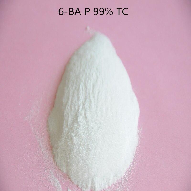 100 grammi fitoregolatore 6 BA 99% TC 6 Benzylamino purine/6 Benzylaminopurine 6 BAP-in Integratori per piante da Casa e giardino su  Gruppo 1