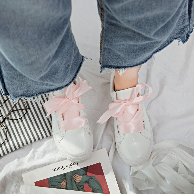Elle Femme Dentelle Creepers Femmes White Plate forme Ère Era363 2017 up Printemps Appartements D'hiver Casual Chaussures zrzBSxR