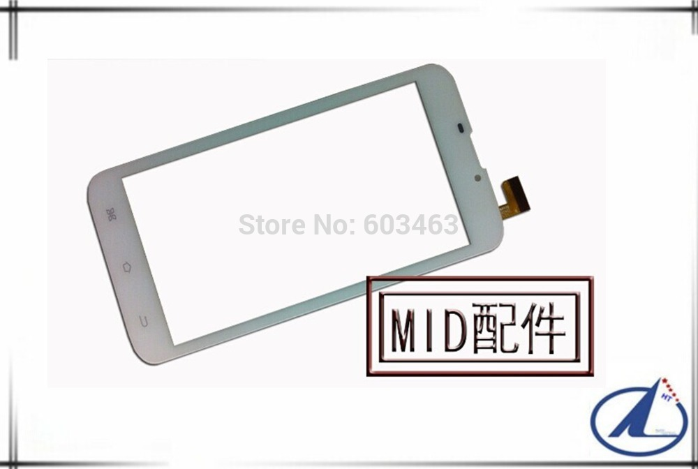 Original White New 6 Phablet QUASAR WOO SP6020W-8519 Tablet touch screen panel Digitizer Glass Sensor Free Shipping new touch screen for 6 4good s600m phablet touch panel digitizer glass sensor replacement free shipping