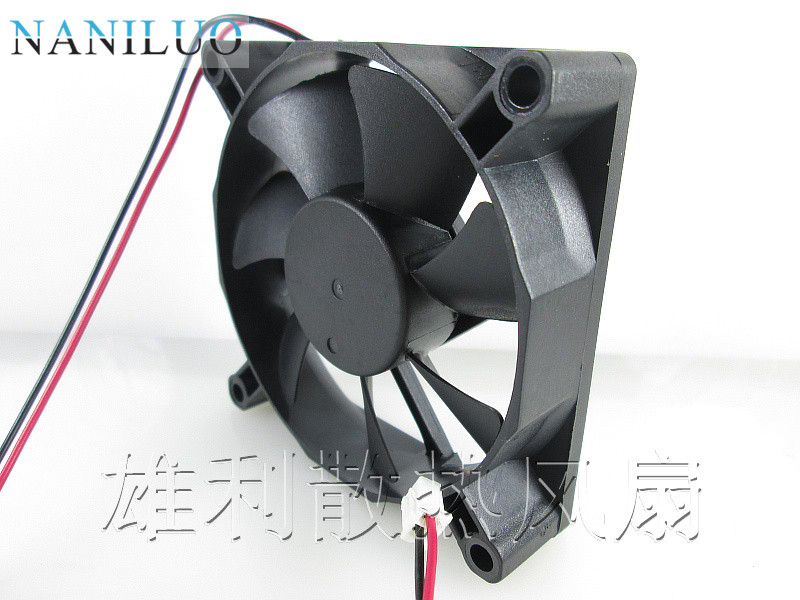 New original TD8020LS 12V 0.08A 8CM fan dispenser 80*80*20 MM quiet fan 3pin I