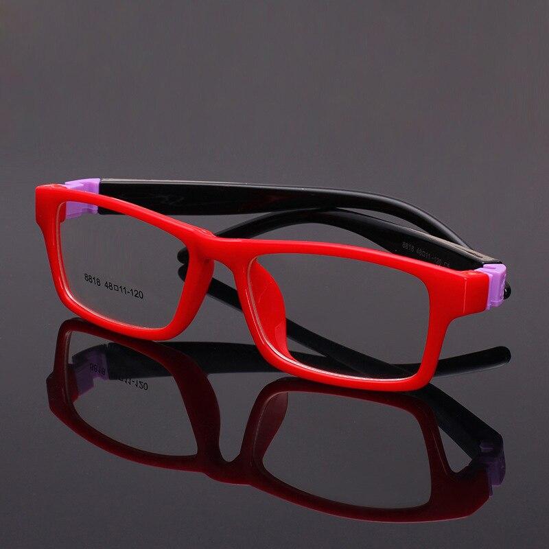 Nuevo 2018 niños ultraligero gafas marco niños gafas correcta miopía ...