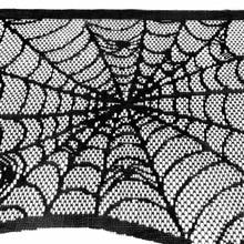 Halloween Decorations Cobweb Fireplace