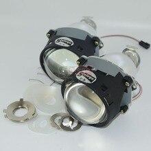 3inch bi-xenon projector lens bi xenon lens H1 Xenon Bulb bixenon projector lens fits H1 H7 H11 H4 9005 9006 Car headlight