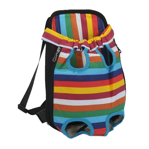 A Super Department store 5pcs( Exchange Carrier Backpack Size L Front Lines in fabric for dog