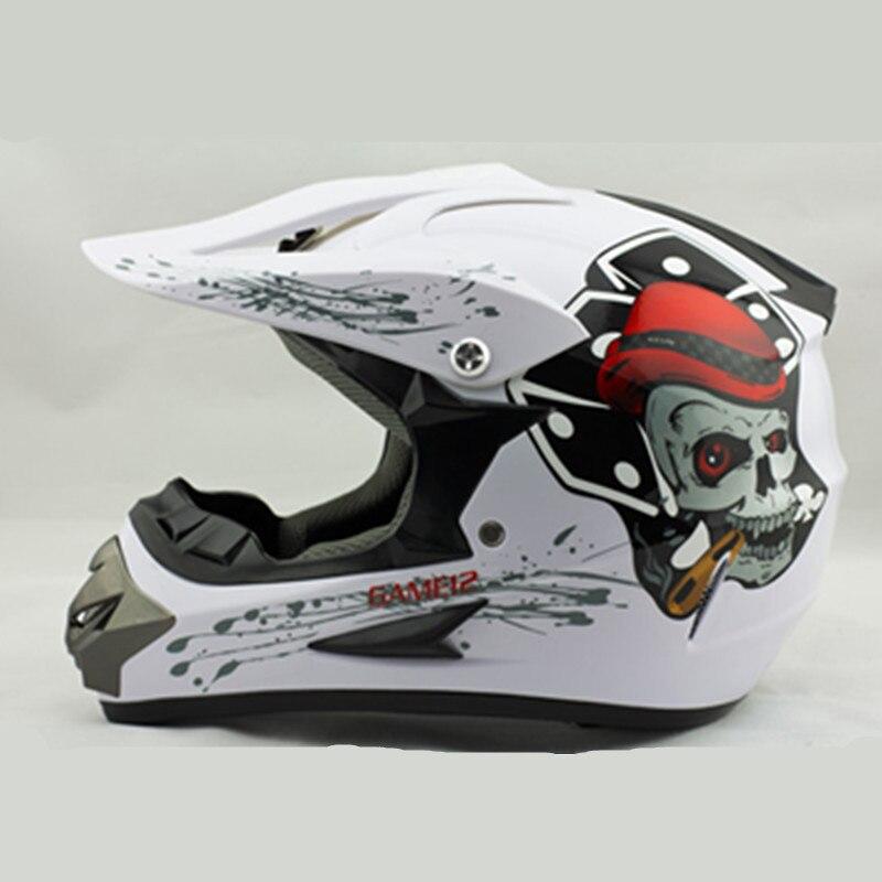 Prix pour Gros casque de moto vtt dirt bike cross off road motocross casques capacete da motocicleta casque casco moto DOT