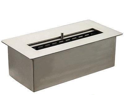 bio ethanol fireplace stainless steel bio ethanol burner fdb25 with ceramic fiber inside in. Black Bedroom Furniture Sets. Home Design Ideas