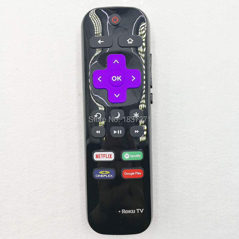 New original remote control LC-RCRUDCA18 for sharp roku lcd tv image