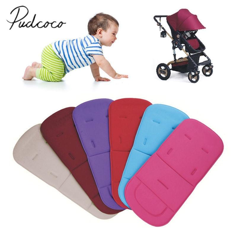 2018 Brand New Stroller Washable Cover Pads Pushchair Soft Car Seat Padding Pram Liner Sleep Seat Cushion