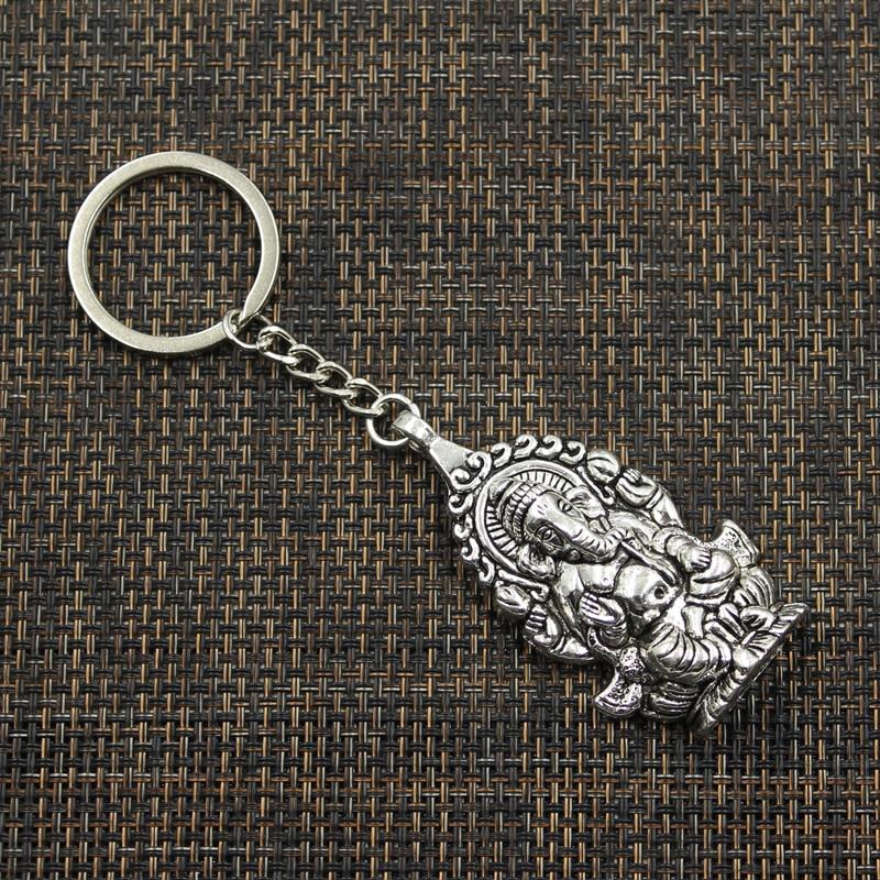 Mada 30 mm raktų pakabukas, metalinis raktų pakabukas, raktų - Mados papuošalai - Nuotrauka 3