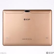 10.1 дюймов Планшетный ПК 3 Г Вызова Dual SIM Окта-ядерный Android 5.1 4 ГБ RAM 32 ГБ ROM GPS Wi-Fi 3 Г Планшетный ПК Пакет серии золотой