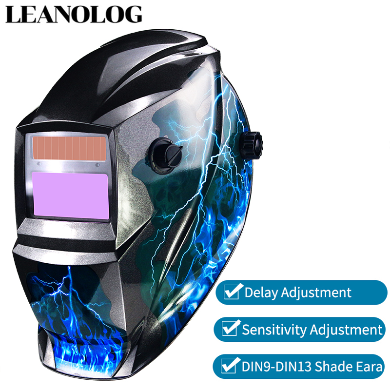 10Pcs Automatic Dimming Welding Helmet Mask Replacement Protection Board PC US