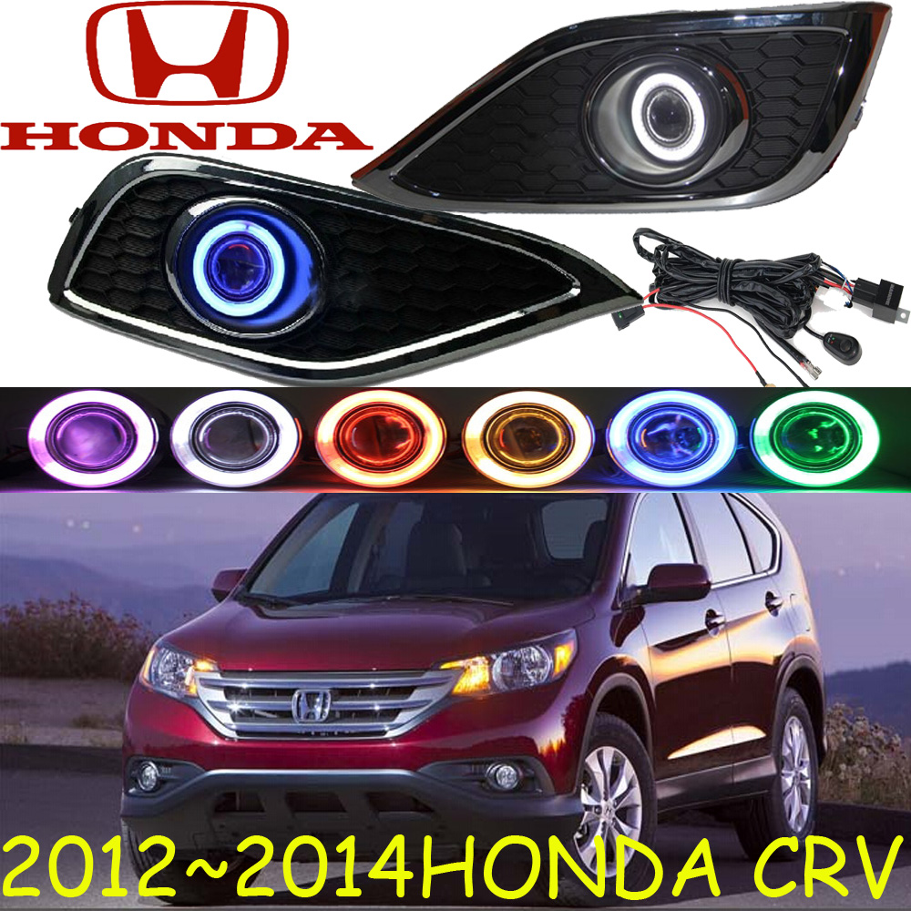 CR fog light LED,2012~2014;Free ship!CR daytime light,2ps/set+wire ON/OFF:Halogen/HID XENON+Ballast,CR bqlzr dc12 24v black push button switch with connector wire s ot on off fog led light for toyota old style