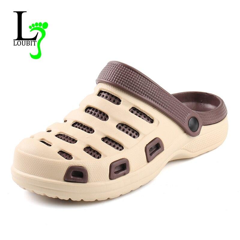 Men Slippers Summer Flip Flops 2018 Summer Slipper Slip on Shoes Lightweight EVA Men Fashion Sneakers