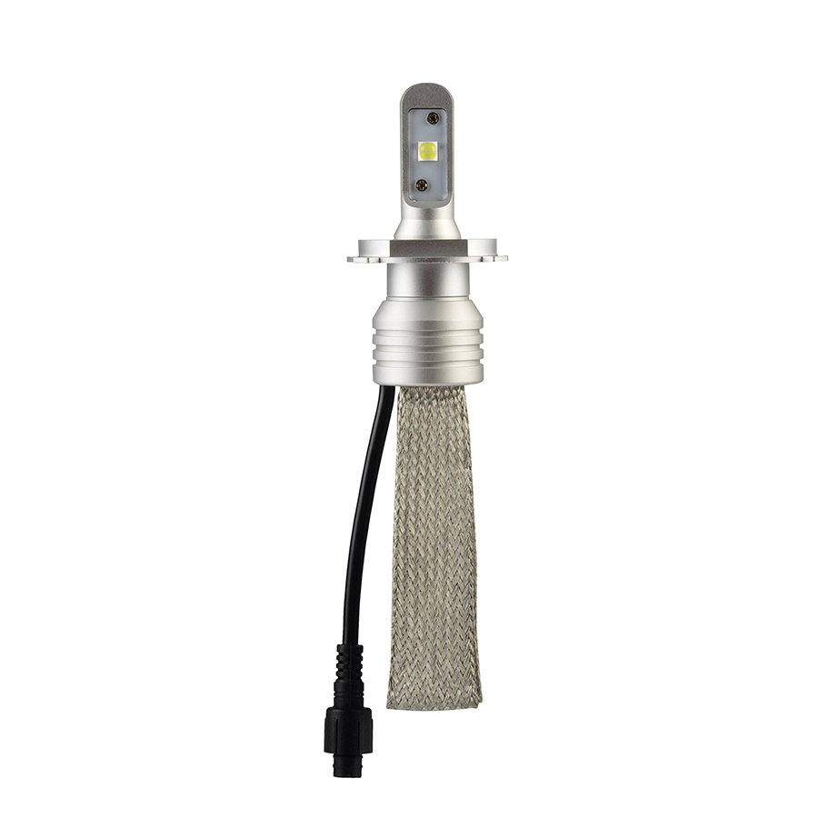 LED Car Headlight H4 Hi-Lo Beam COB Auto Led Headlight Bulb 5000lm 6500K Headlamp H15 for Toyota Honda Nissan BMW Mazda